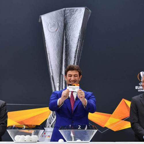 2020/21 UEFA Europa League group stage draws