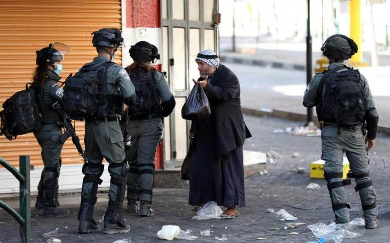 Life in the West Bank