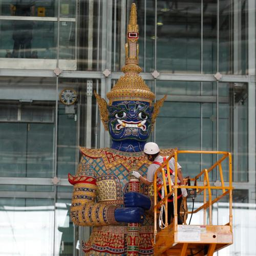 Photo Story: Thailand gearing up for the re-opening of the country to foreigners