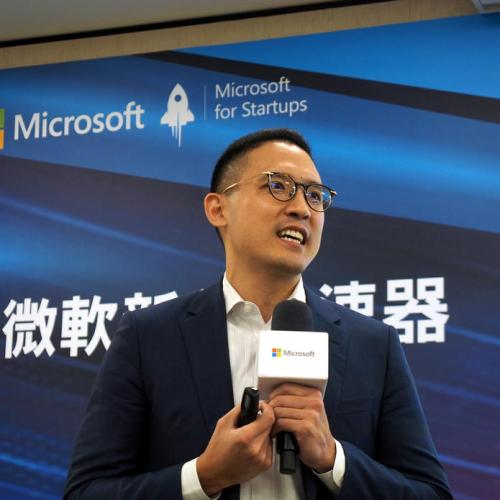 Photo Story: Microsoft 'Startup' project in Taiwan benefits global firms