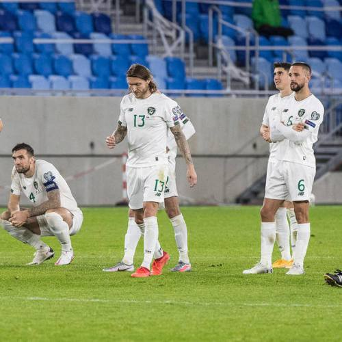 Covid-19 decimates Irish team ahead of Nations League match