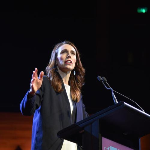 New Zealand PM Ardern rides on success in tackling pandemic in poll push