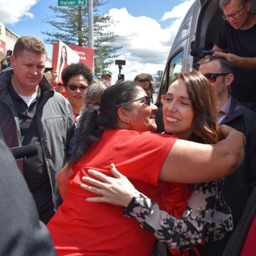 Jacinda Ardern set to strengthen hold as New Zealand votes