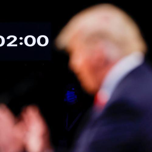 Investors react to US Presidential election debate
