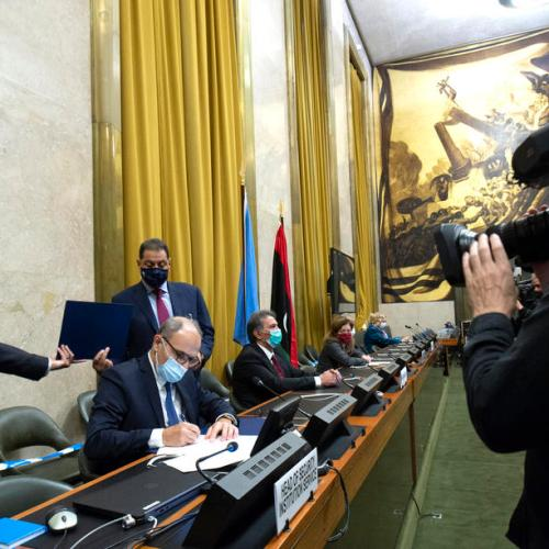 Malta welcomes Libya ceasefire agreement
