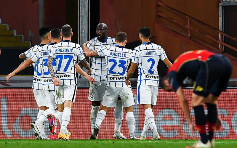 Lukaku strikes again as Inter beat Genoa