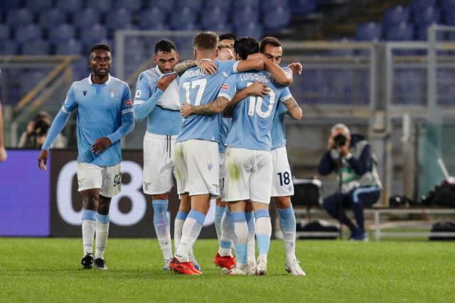 Lazio beats Bologna 2-1