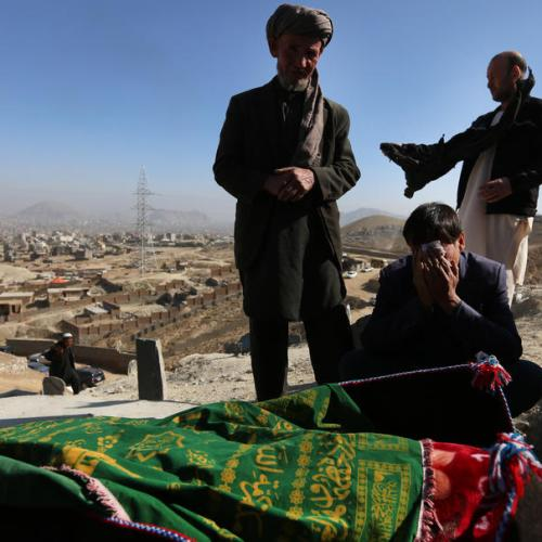 24 killed in suicide bombing in Kabul, Afghanistan