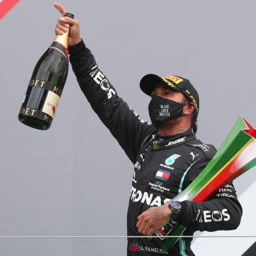 Hamilton re-writes history with 92nd Formula 1 win