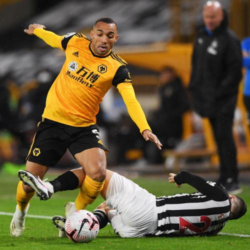 Wolves, Newcastle share spoils in 1-1 draw