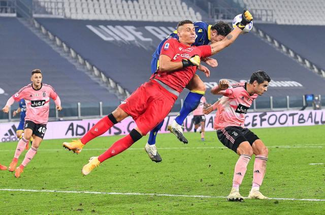 Juventus held at home by Verona