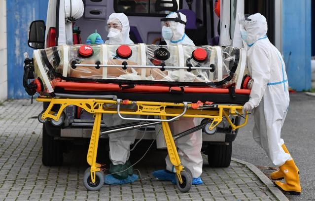 Europe needs 'serious acceleration' in fight against coronavirus – WHO