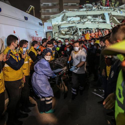 6.6-magnitude earthquake in Turkey and Greece death-toll  reached 35
