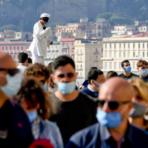 Record 31,758 new Covid-19 cases reported in Italy