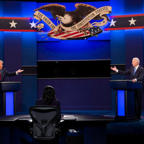 Ten moments that defined the 2020 U.S. presidential campaign