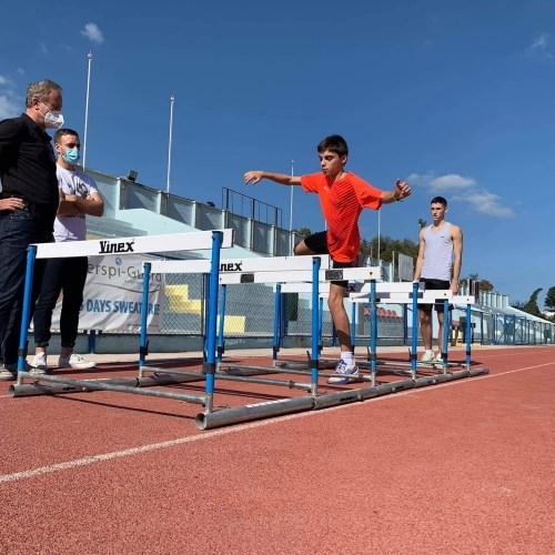 Athletics Malta sets up high-performance National Team structure