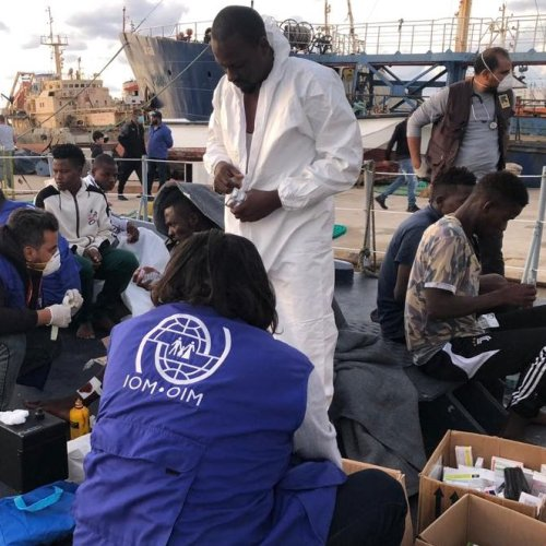 At least 5 migrants die in shipwreck off Libya – NGO Open Arms