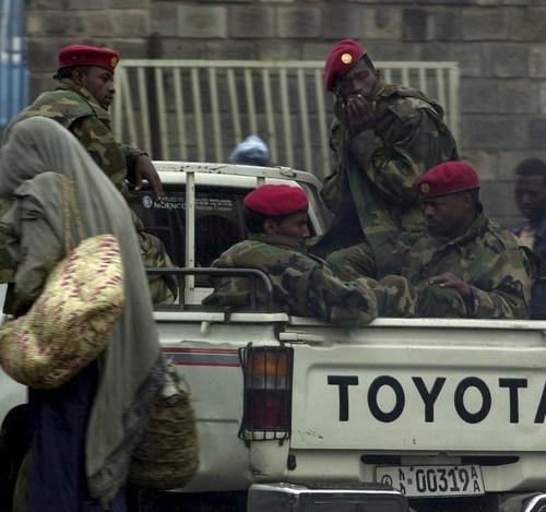 U.N. warns on 'full-scale' humanitarian crisis unfolding in Ethiopia