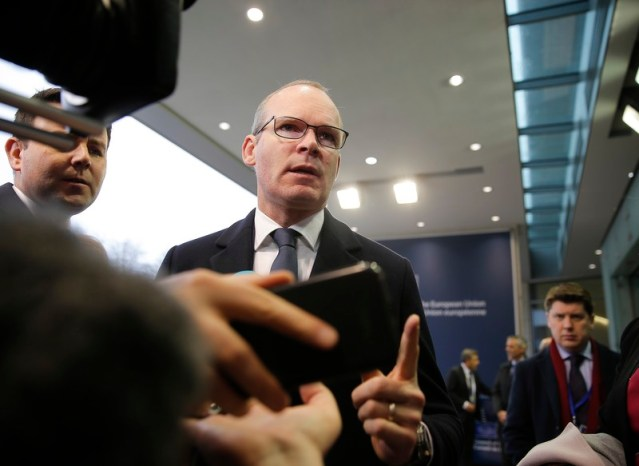 Ireland warns real trouble if no Brexit breakthrough in 10 days