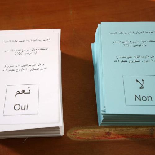 Algerian voters shun referendum aimed at ending political crisis