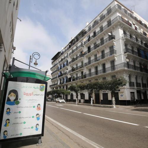 Algeria imposes new coronavirus restrictions