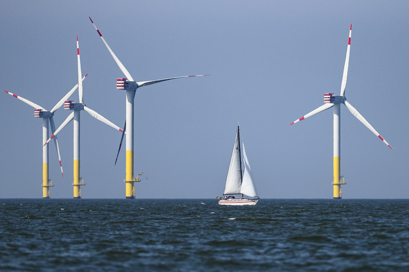 Europe plans mammoth expansion of offshore wind farms