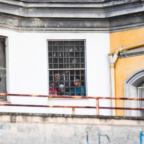 Coronavirus infections surge in Italian jails