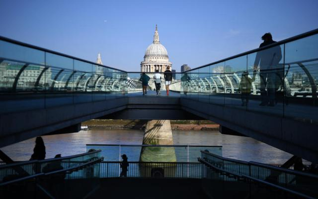Pandemic no excuse for UK banks not to move staff to Europe, says ECB