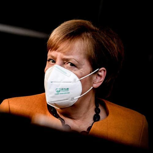 Merkel urges Germans to stick to coronavirus rules