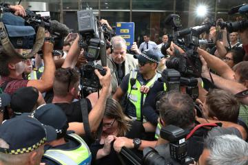 Australian media fined A$1.1m over Cardinal Pell trial reports