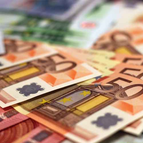 Euro zone producer prices edge higher in September, as expected