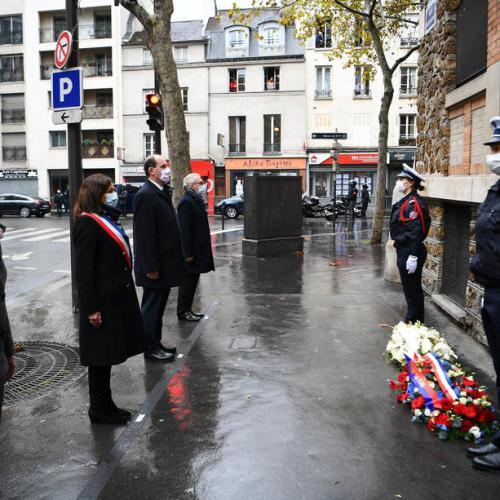 Five years after Paris attacks, France back on maximum alert