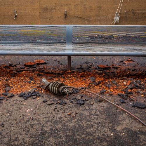 Copper theft cripples South Africa's railways, leaving commuters waiting