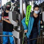 Ski resorts pose serious risk for Covid-19