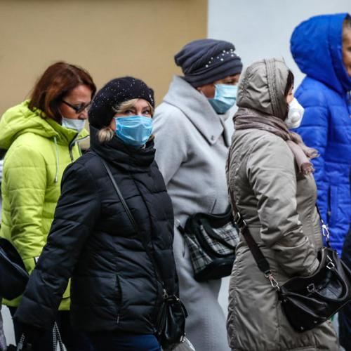 Moscow extends remote learning for secondary school children due to pandemic