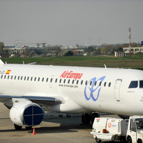 Spain approves 475 million euro aid package for Air Europa