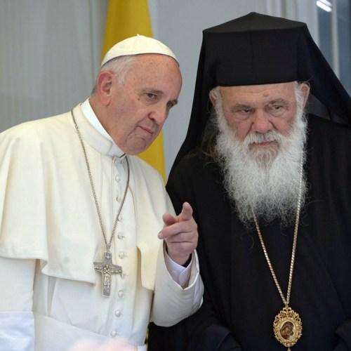 Head of Greek church, Archbishop Ieronymos, tests positive for COVID