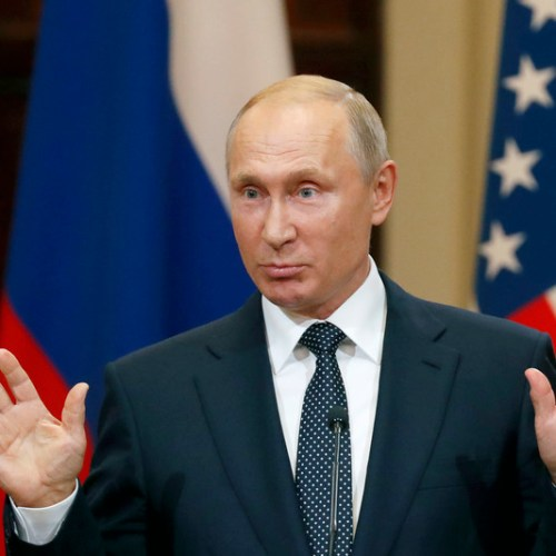 Putin says ready to work with any U.S. leader