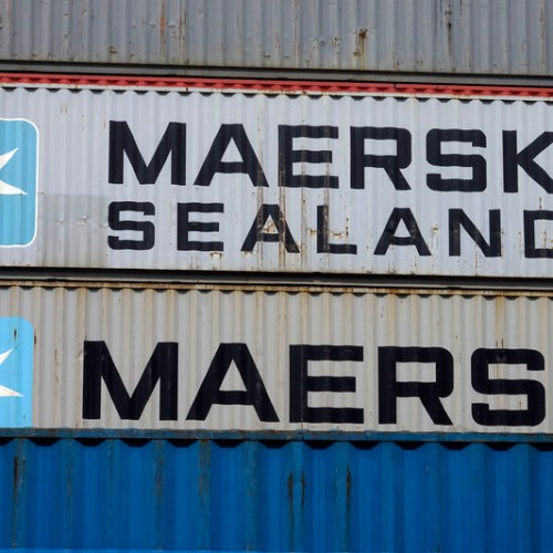 Maersk confident as looks to U.S.-led shipping recovery