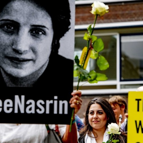 Iran temporarily releases jailed rights lawyer Nasrin Sotoudeh