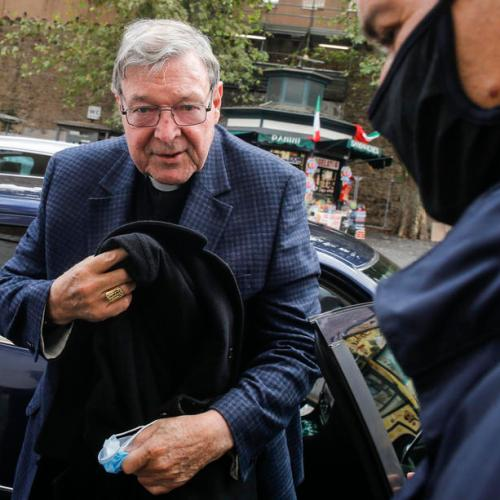 Judge considers dismissing charges in Australian media trial over Pell conviction