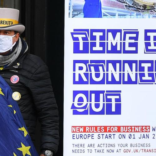 Time is running out for Brexit deal, EU tells Britain
