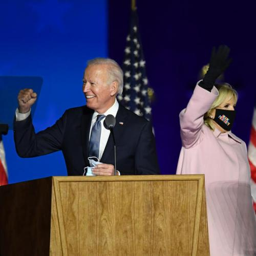 Joe Biden takes the lead in Georgia
