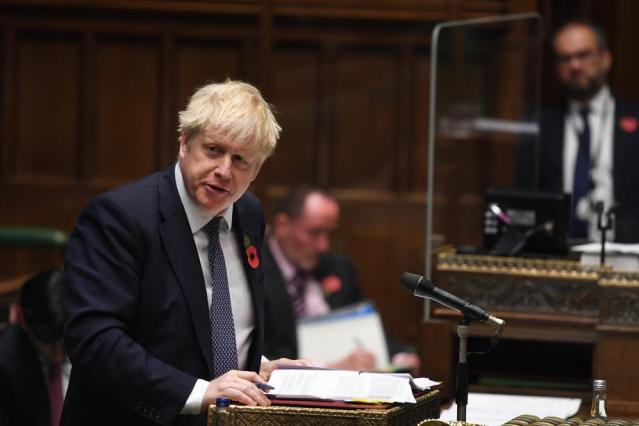 Boris Johnson defeated in parliament on treaty-breaking Brexit laws