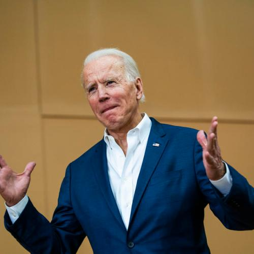 Biden close to White House but not yet