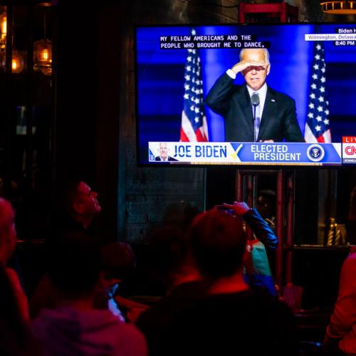 The work starts right away – Joe Biden
