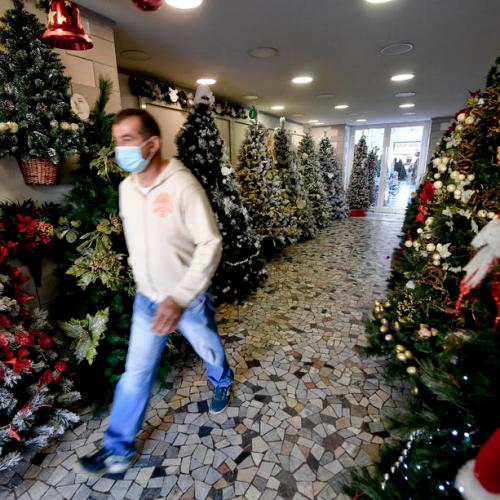 Italy's PM Conte warns of lowkey Christmas as COVID cases pick up