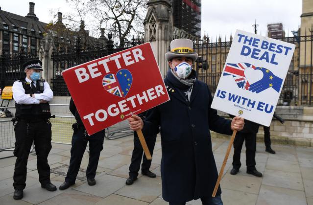 Ireland sees EU-UK trade talks going past mid-November deadline