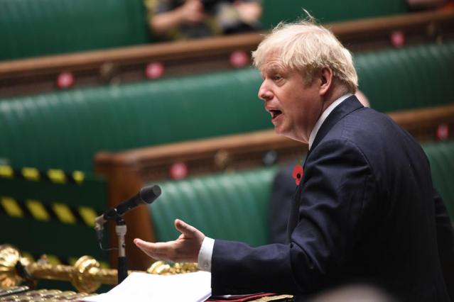 Johnson: Call with Biden was a return to traditional UK-U.S. relations