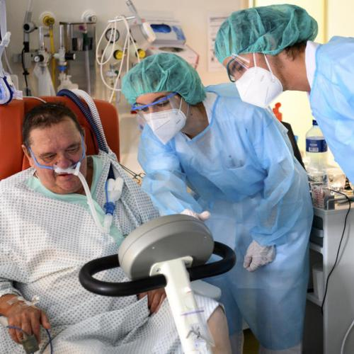 Swiss doctors urge COVID vulnerable to declare end-of-life wishes in advance